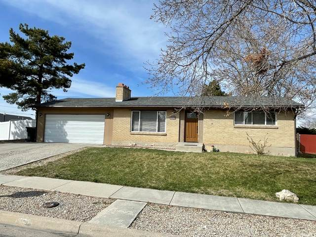 3590 W San Carlos Dr, West Valley City, UT 84119 (#1731648) :: The Perry Group