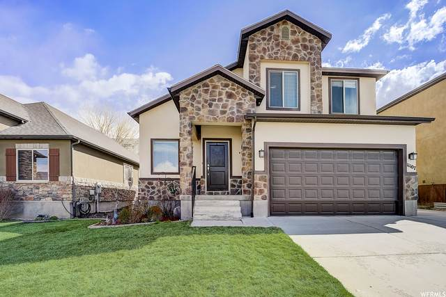 11107 S Cadbury Dr, South Jordan, UT 84095 (#1731668) :: Exit Realty Success