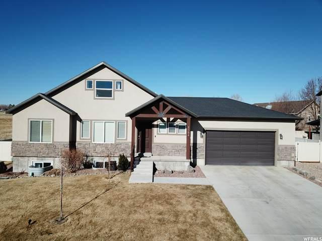 1754 S 1000 W, Vernal, UT 84078 (MLS #1731685) :: Lookout Real Estate Group