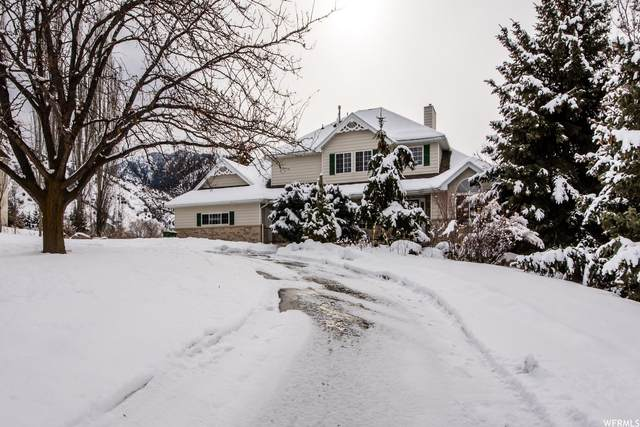 1790 E Canyon Ridge Dr N, North Logan, UT 84341 (#1731733) :: REALTY ONE GROUP ARETE