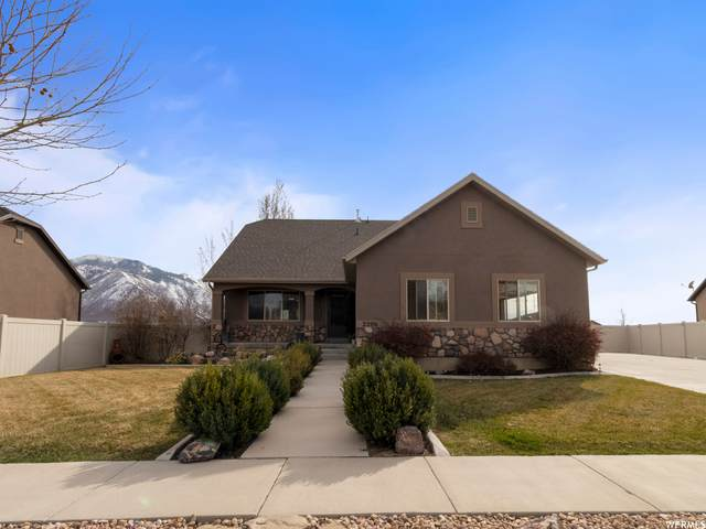 2206 E Rio Grande Dr., Spanish Fork, UT 84660 (#1731737) :: REALTY ONE GROUP ARETE