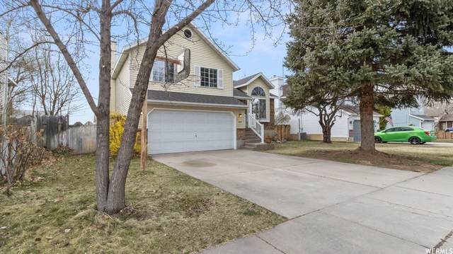 4855 S 3425 W, Roy, UT 84067 (#1731738) :: REALTY ONE GROUP ARETE