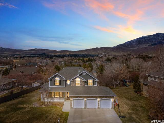 375 E Silver Leaf Dr S, Alpine, UT 84004 (#1731748) :: Doxey Real Estate Group