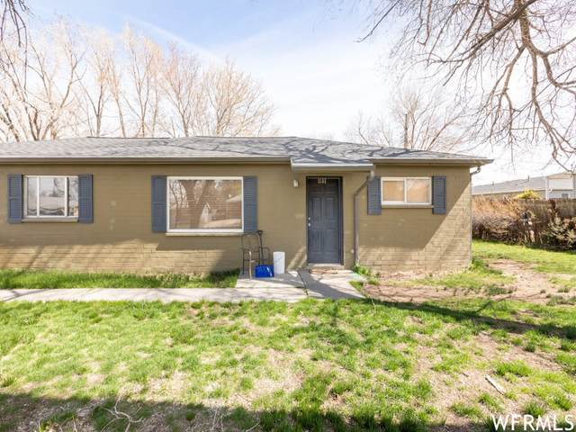 5185 S 4620 W, Kearns, UT 84118 (#1731751) :: Berkshire Hathaway HomeServices Elite Real Estate
