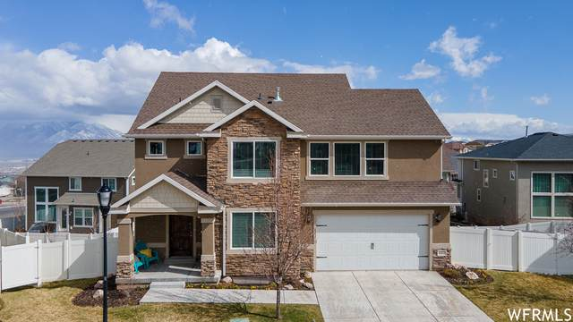 14453 S Yellow Topaz Dr #22, Herriman, UT 84096 (#1731752) :: The Perry Group