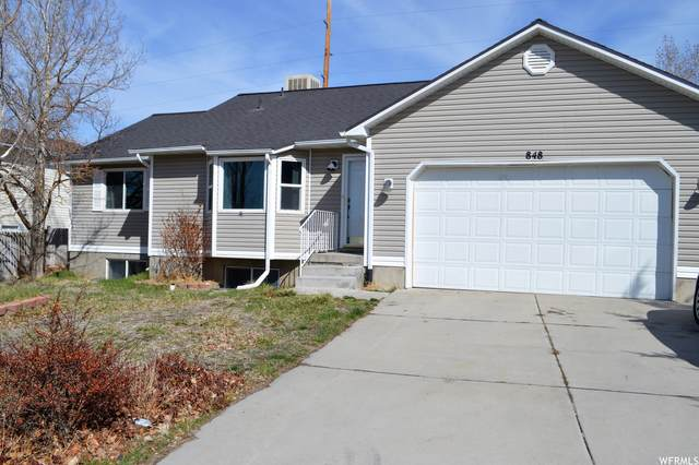 848 Timpie Rd, Tooele, UT 84074 (#1731767) :: Berkshire Hathaway HomeServices Elite Real Estate
