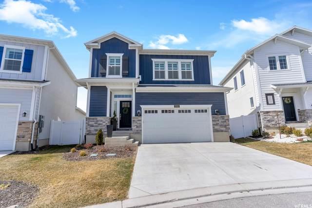 2583 N Wister Ln, Lehi, UT 84043 (#1731768) :: Berkshire Hathaway HomeServices Elite Real Estate