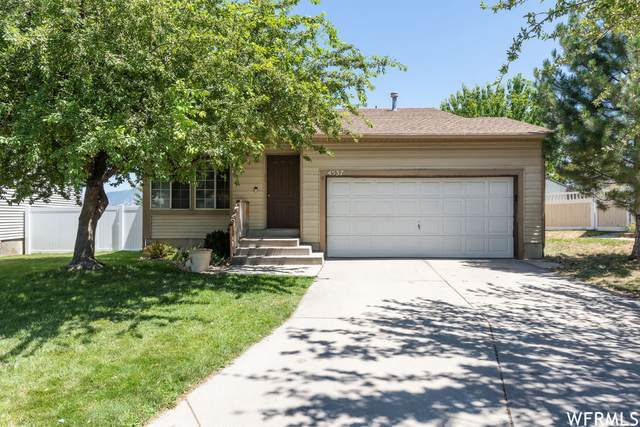 4537 S Hertford W, West Valley City, UT 84119 (#1731778) :: Exit Realty Success