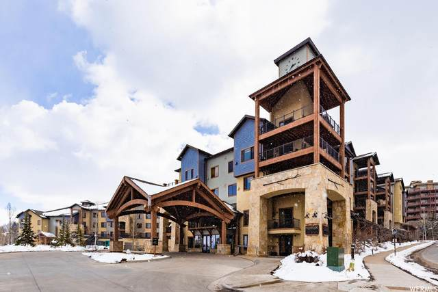 2669 Canyons Resort Dr 306A/B, Park City, UT 84098 (#1731804) :: Colemere Realty Associates