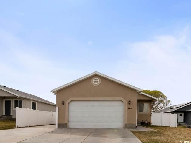1131 N Ridge Ct E, Spanish Fork, UT 84660 (#1731809) :: C4 Real Estate Team