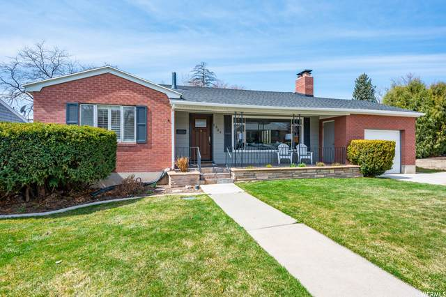 1494 S Preston St, Salt Lake City, UT 84108 (#1731810) :: Belknap Team