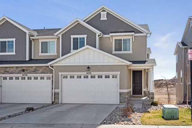 14791 S Garrison Ln W, Herriman, UT 84096 (#1731817) :: Bustos Real Estate | Keller Williams Utah Realtors