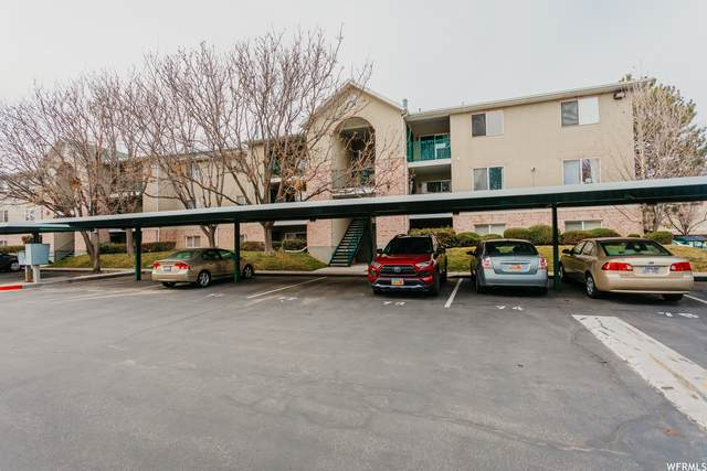 224 E New Century Ln S F, Salt Lake City, UT 84115 (MLS #1731821) :: Summit Sotheby's International Realty