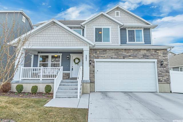 362 S 730 E, Lehi, UT 84043 (#1731835) :: C4 Real Estate Team