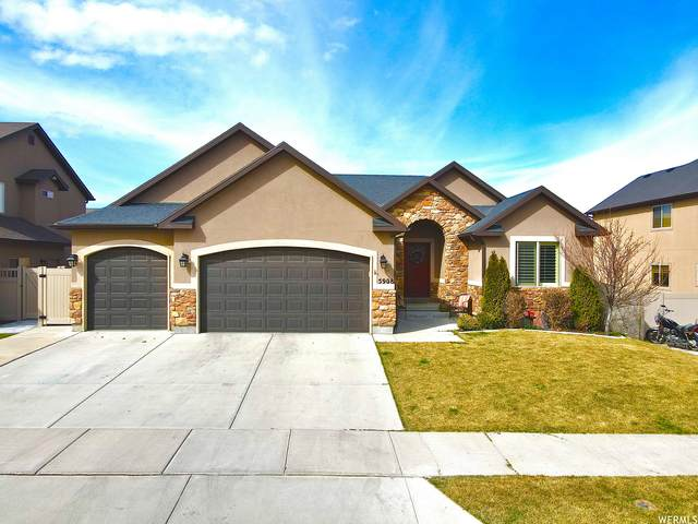 5908 W Winterstone Ln S, South Jordan, UT 84009 (#1731856) :: Exit Realty Success