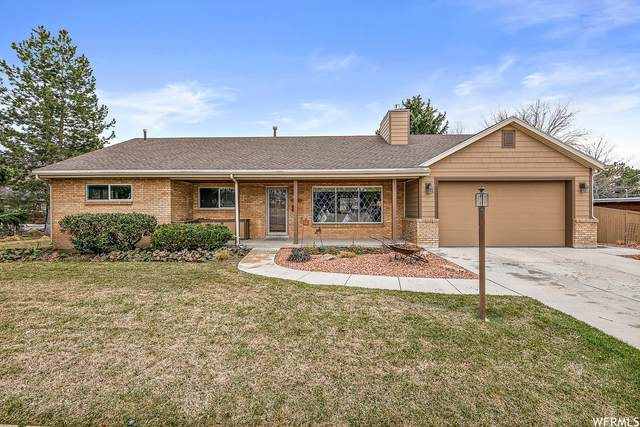 1960 E Cresthill Dr, Holladay, UT 84117 (MLS #1731866) :: Lookout Real Estate Group