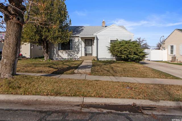 3885 Nordin Ave, Ogden, UT 84403 (#1731867) :: REALTY ONE GROUP ARETE