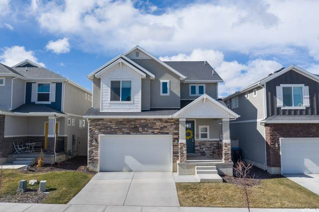 14368 S Abbey Bend Ln, Herriman, UT 84096 (MLS #1731902) :: Lookout Real Estate Group