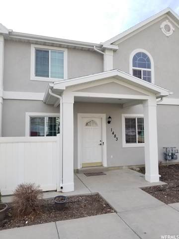1483 S Red Maple Ct, Payson, UT 84651 (#1731916) :: The Perry Group