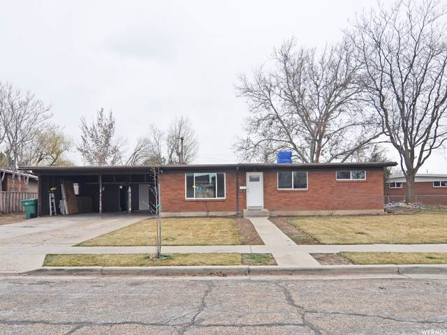 2431 W 4925 S, Roy, UT 84067 (#1731921) :: Doxey Real Estate Group