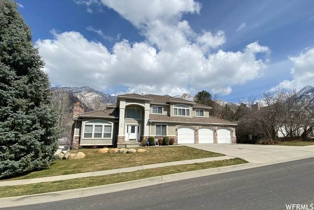 6903 S Vista Grande Dr E, Cottonwood Heights, UT 84121 (#1731922) :: Zippro Team
