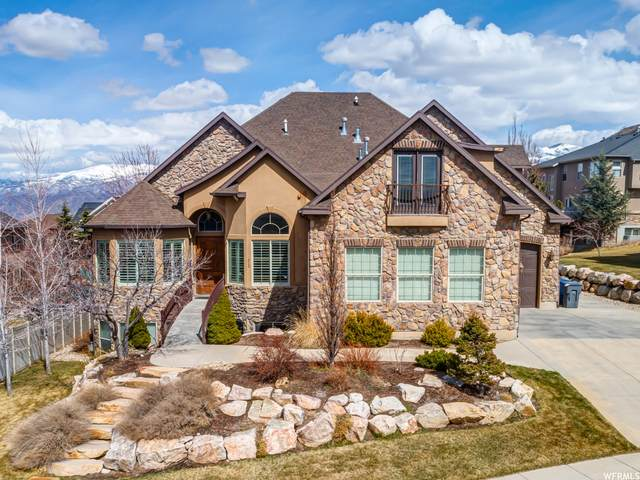 515 Sugar Plum Ln, North Salt Lake, UT 84054 (#1731931) :: Red Sign Team