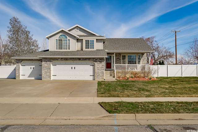 2020 W 750 N, West Point, UT 84015 (#1731934) :: REALTY ONE GROUP ARETE