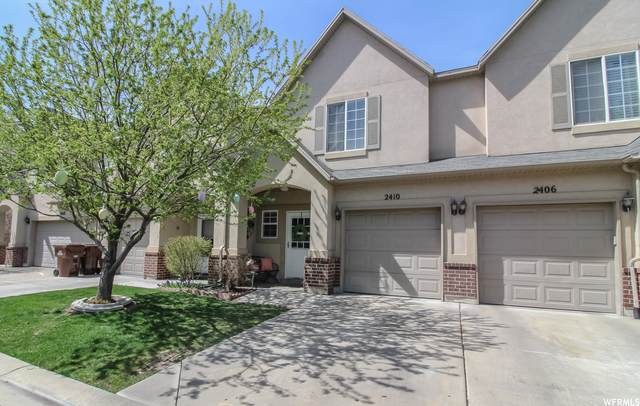 2410 S Shady Red Ct, West Valley City, UT 84119 (#1731940) :: Colemere Realty Associates