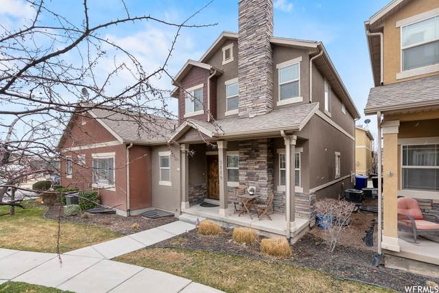 3889 E Cunninghill Dr, Eagle Mountain, UT 84005 (#1731946) :: goBE Realty