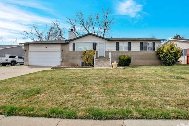 1179 Nalder St, Layton, UT 84040 (MLS #1731948) :: Lookout Real Estate Group