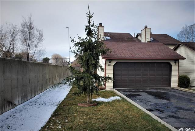3646 S 2045 W, West Valley City, UT 84119 (MLS #1731974) :: Summit Sotheby's International Realty