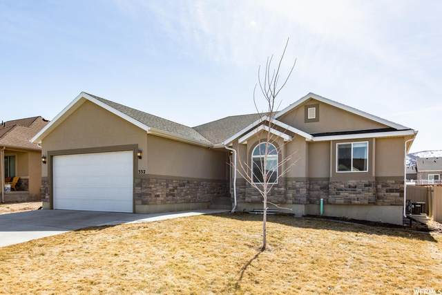 332 E 2110 S, Heber City, UT 84032 (MLS #1731981) :: Lookout Real Estate Group