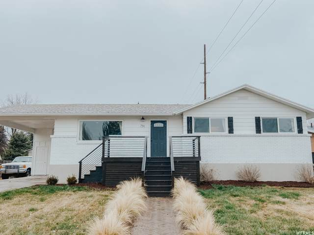 756 W 4300 S, Riverdale, UT 84405 (#1731982) :: The Perry Group