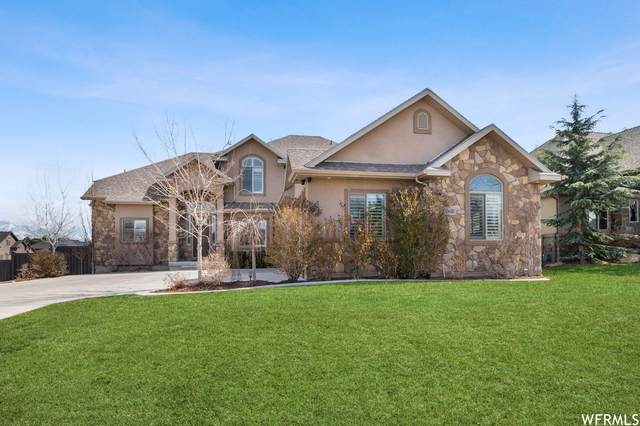 10633 S Bison Ranch Cv W, South Jordan, UT 84095 (#1731990) :: The Fields Team