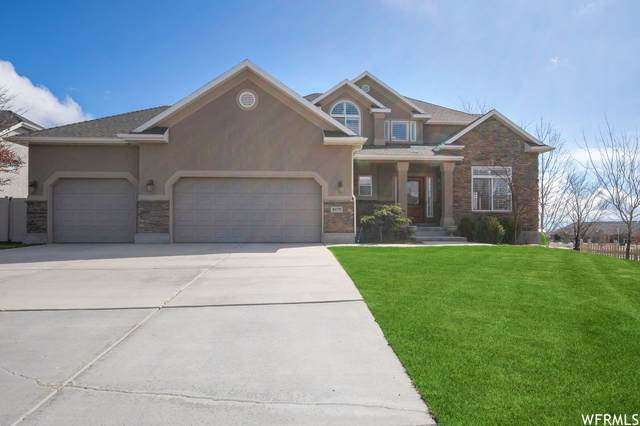 8079 S Lake Powell Rd, West Jordan, UT 84088 (#1731992) :: Berkshire Hathaway HomeServices Elite Real Estate
