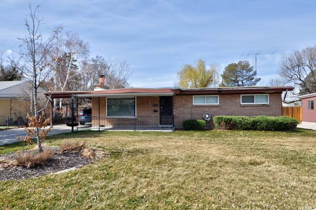 7696 S 2375 E, Salt Lake City, UT 84121 (#1731993) :: Belknap Team