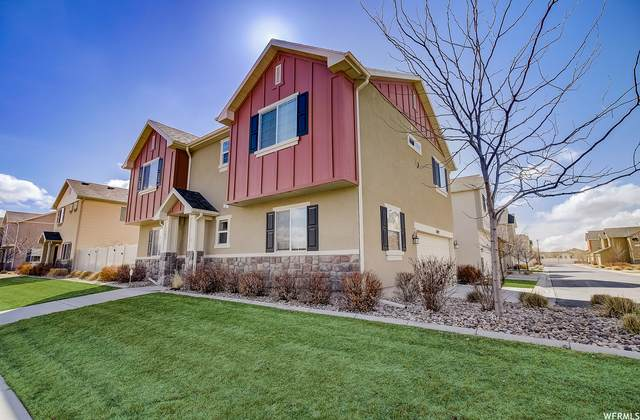 1102 W Stonehaven Dr, North Salt Lake, UT 84054 (#1731995) :: Berkshire Hathaway HomeServices Elite Real Estate