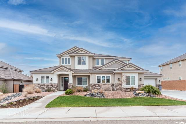 2866 E 1880 S, St. George, UT 84790 (#1732003) :: Berkshire Hathaway HomeServices Elite Real Estate