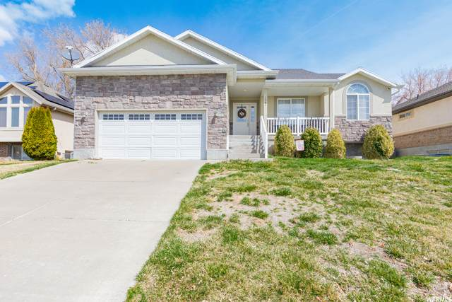 1587 E 925 S, Clearfield, UT 84015 (#1732004) :: REALTY ONE GROUP ARETE