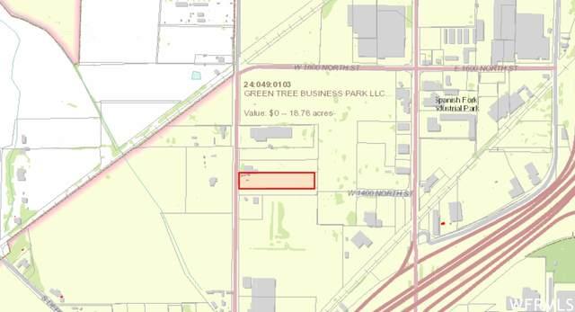 1400 1400 N 300 W, Spanish Fork, UT 84660 (#1732008) :: Berkshire Hathaway HomeServices Elite Real Estate