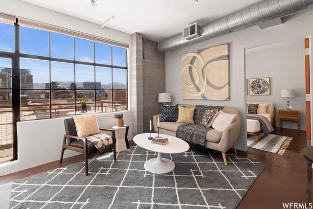 336 W Broadway #303, Salt Lake City, UT 84101 (#1732016) :: Big Key Real Estate
