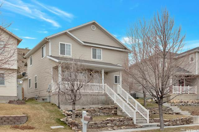 3924 E Parkers Pl, Eagle Mountain, UT 84005 (#1732038) :: Colemere Realty Associates