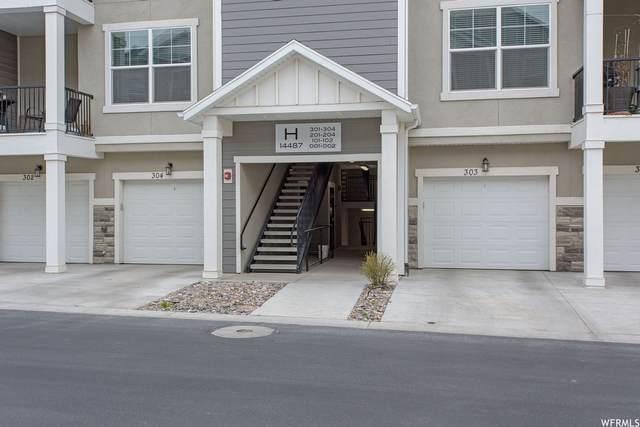 14487 S Quill Dr #101, Herriman, UT 84096 (#1732052) :: Berkshire Hathaway HomeServices Elite Real Estate
