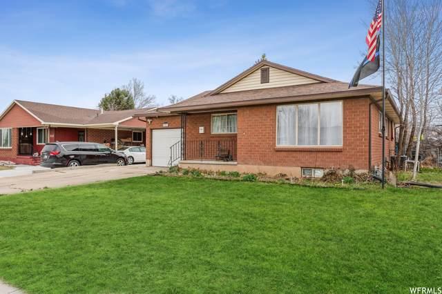 323 N Dixie Ave, Layton, UT 84041 (#1732061) :: Bustos Real Estate | Keller Williams Utah Realtors