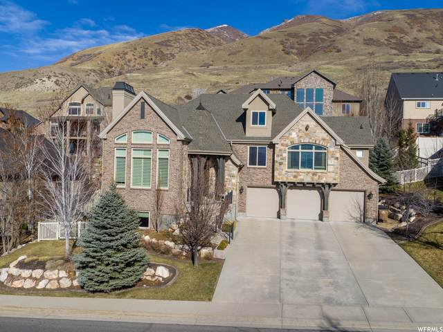 13243 S Laurel Park Ln E, Draper, UT 84020 (#1732064) :: C4 Real Estate Team