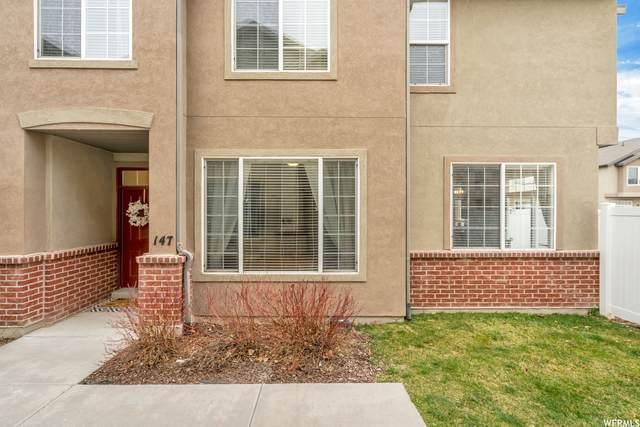 147 N Birmingham Ln W, North Salt Lake, UT 84054 (#1732070) :: Utah Dream Properties