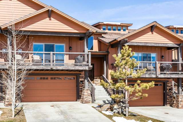 1258 W Wintercress Trl 30D, Heber City, UT 84032 (MLS #1732083) :: High Country Properties