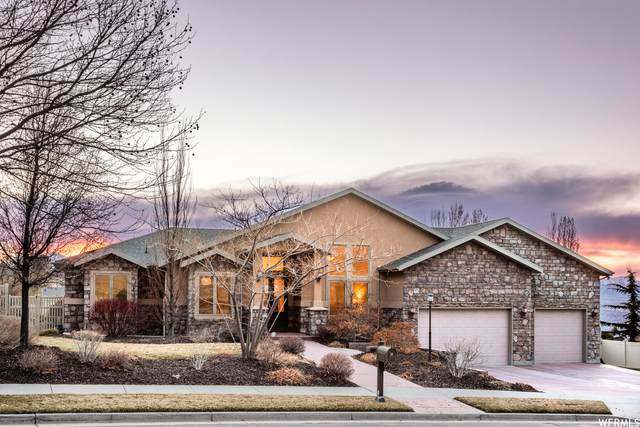 14786 S Pristine Dr, Draper, UT 84020 (#1732098) :: The Perry Group
