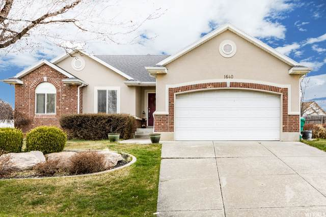 1640 W 1890 S, Syracuse, UT 84075 (MLS #1732109) :: Lookout Real Estate Group