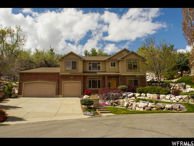 1711 N 2625 E, Layton, UT 84040 (#1732125) :: C4 Real Estate Team